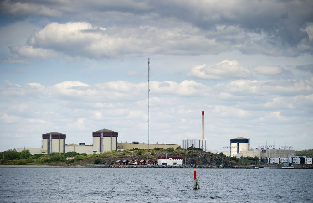 A Tiny Hole at Sweden's Oldest Atomic Plant Upends Nuclear Revival