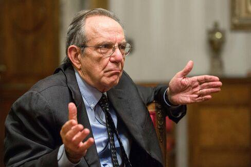 Italian Finance Minister Pier Carlo Padoan Interview