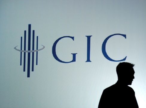 Singapore's GIC Boosts Cash Amid Europe Crisis, U.S. Slowdown