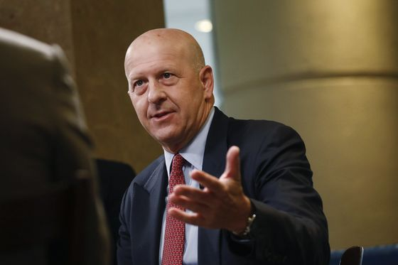 $10 Buys You a Chance to Pitch Ideas to Goldman Sachs CEO