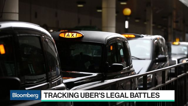 After London Bans Uber, New York Weighs Limits to Help Cabbies