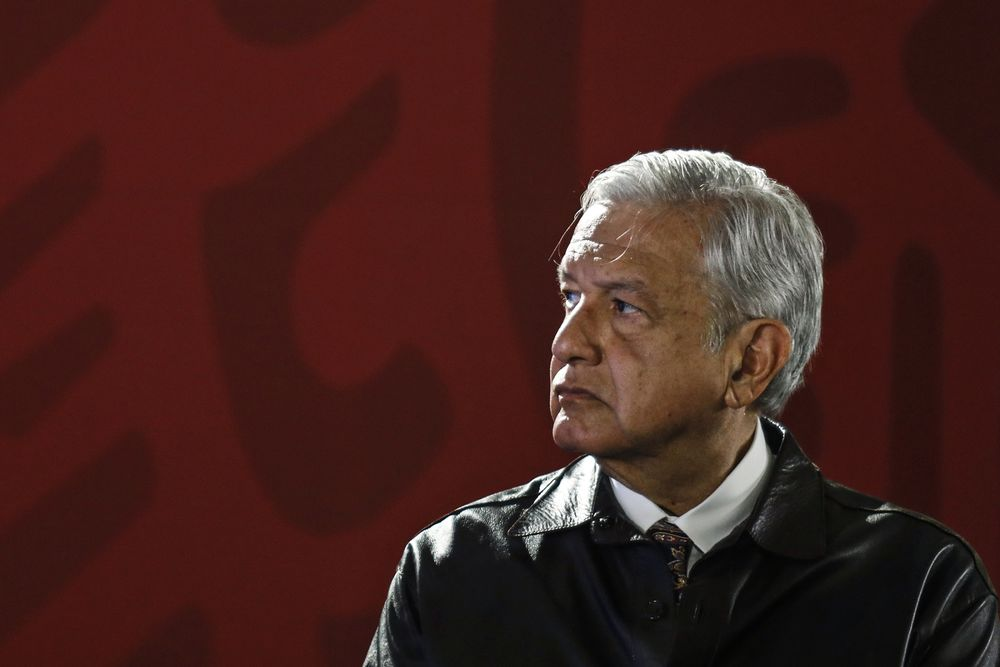 AMLO Takes a Hard Right Turn in Mexican Banking Conference