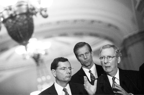 On the Fiscal Cliff, Republicans Are Blowing a Great Deal