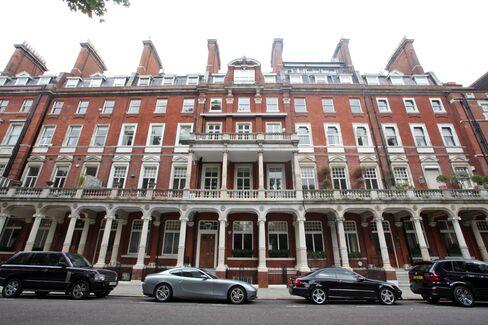Russians Target London Luxury Homes, Presidential Vote Looms