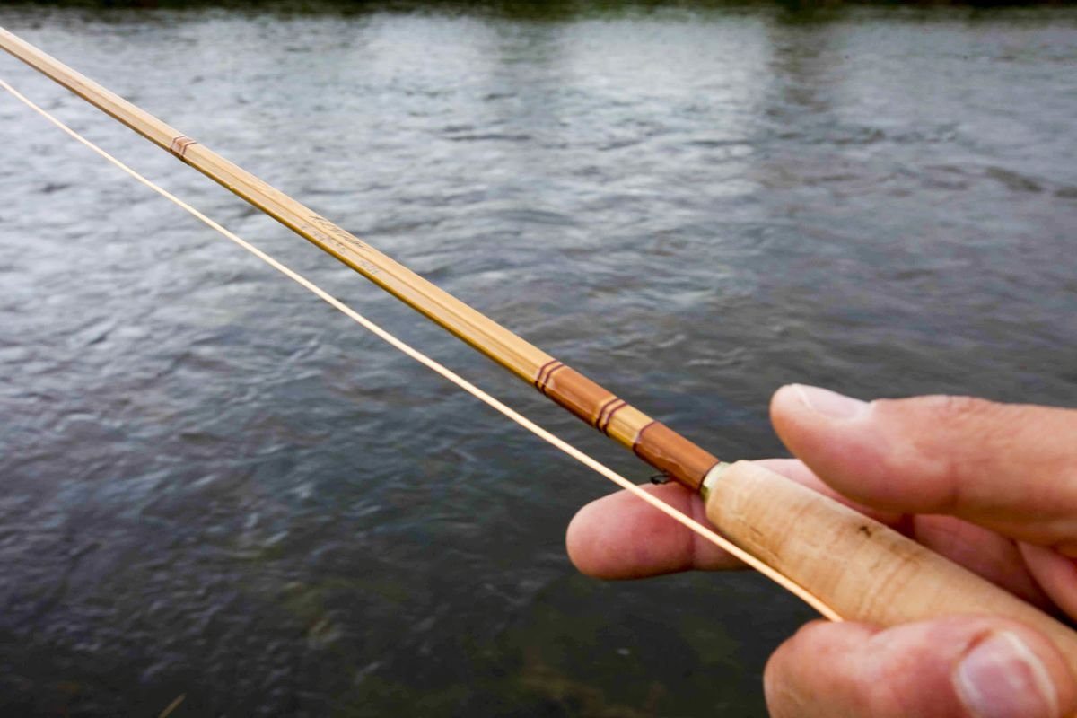 The Quasi-Religious, Damn-Near-Irrational Appeal of Bamboo Fishing Rods