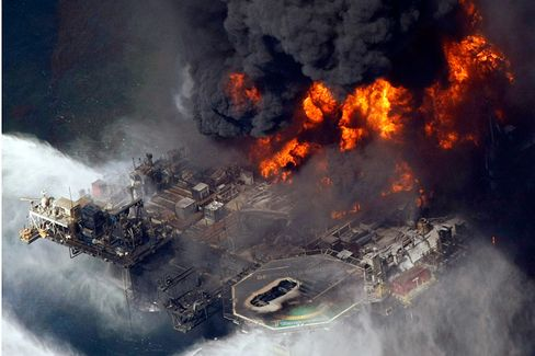 BP Declares Total War on Trial Judge in Gulf Spill Case