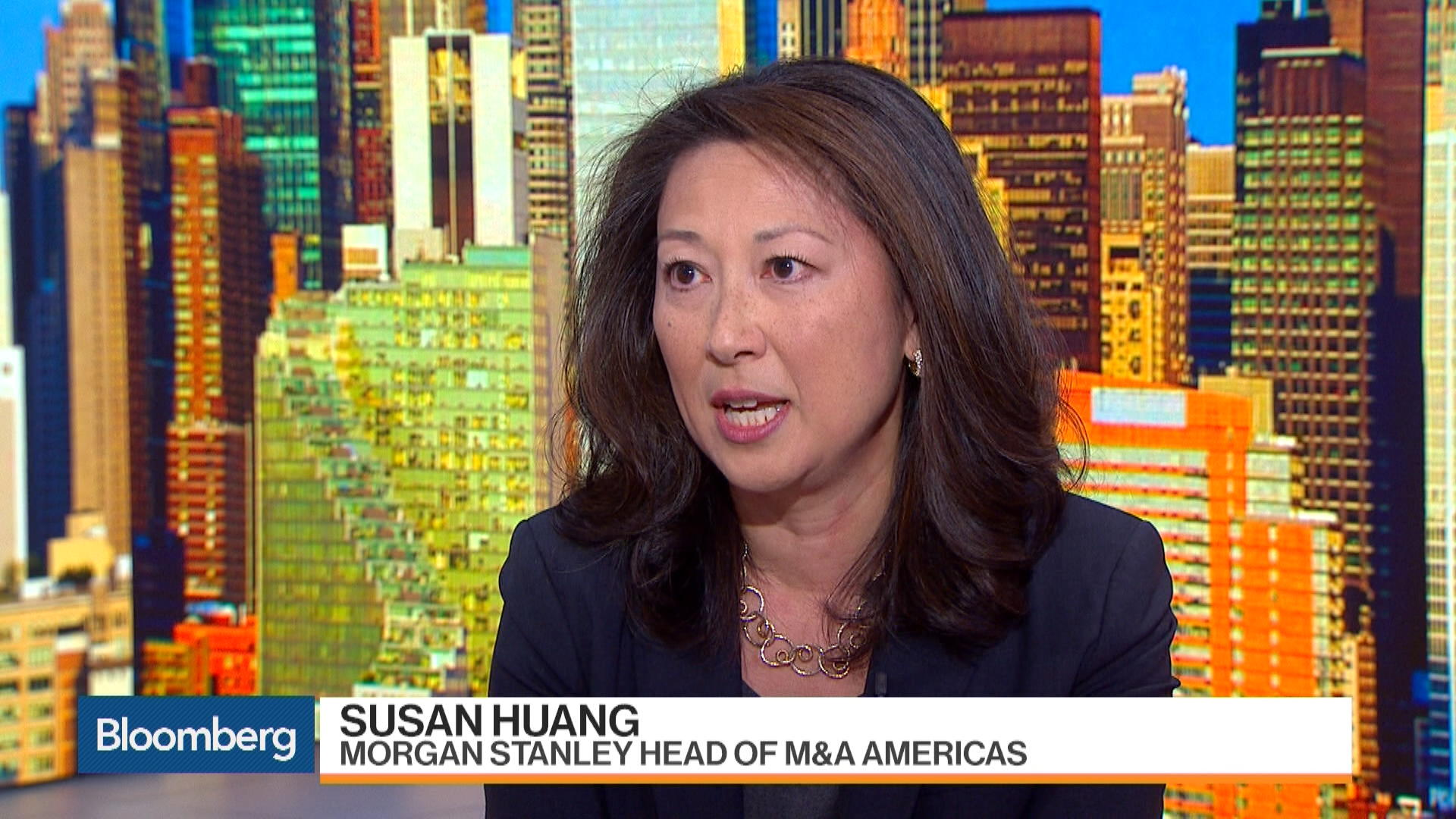 Brexit and M&A with Morgan Stanley's Susan Huang
