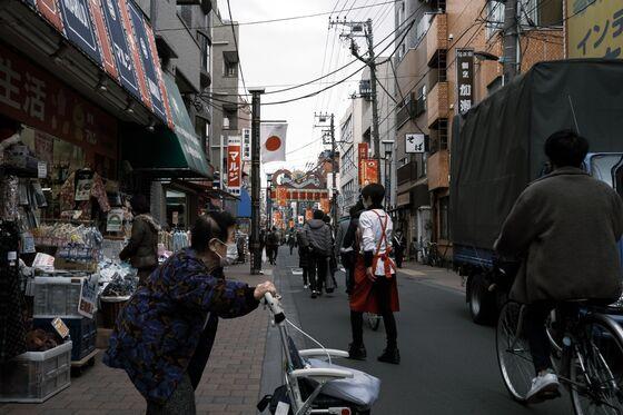 Japan's $707 Billion Stimulus Hinges on Elderly Spending Money