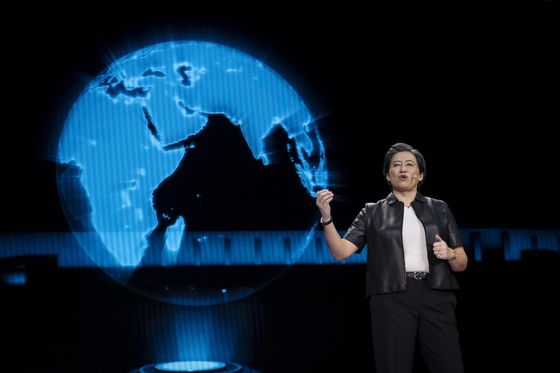 AMD's Lisa Su Redoubles Intel Challenge With Record Xilinx Deal