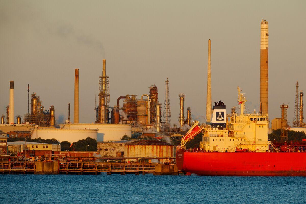 Big Oil Loses Refining Crutch With Margins Crushed Last Quarter