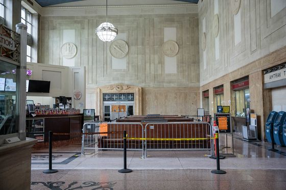 Newark Station, Key to NYC Commute, to Get $190 Million Makeover