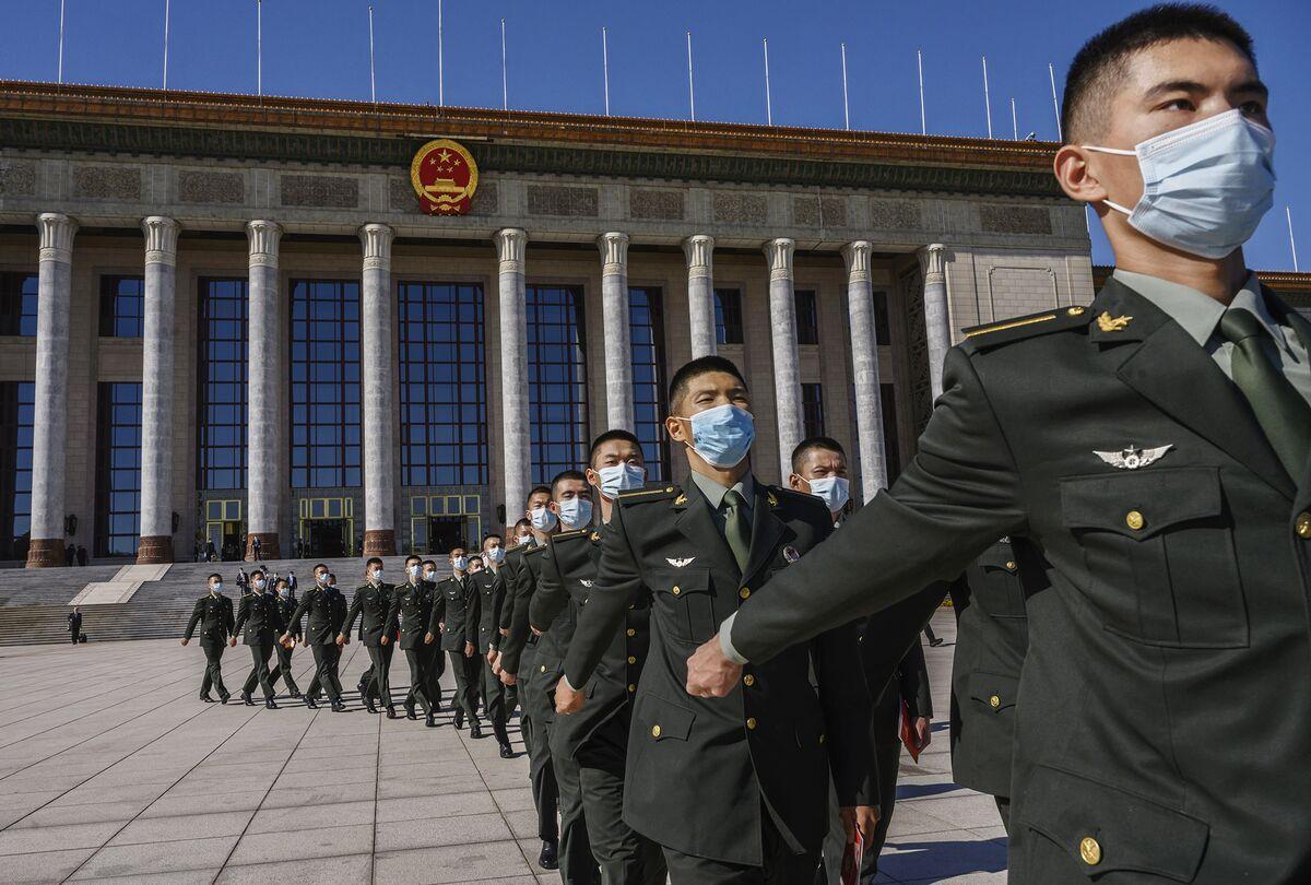 China Plays Home Court Advantage in U.S. Talks