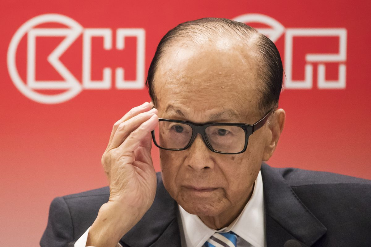 China Says Tycoon's 'Mercy' Comment Encourages Hong Kong Crime