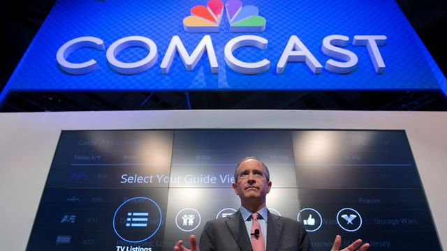 Comcast Plans to Drop Time Warner Cable Deal