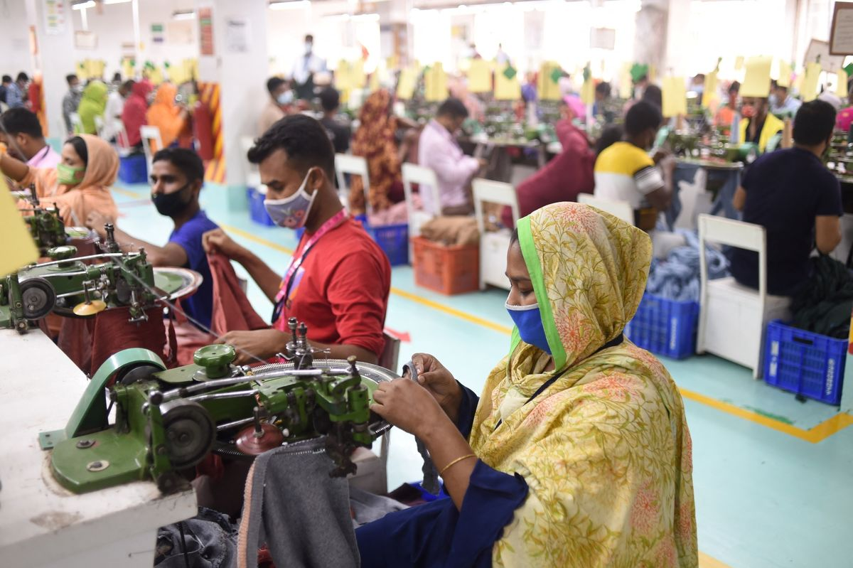 Big Apparel Brands Still Need Bangladesh's Workers
