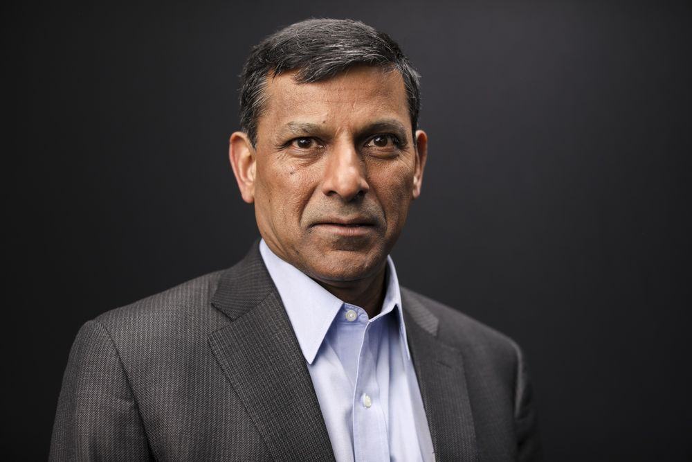 'Very Little' Ammunition Left for Japan and Europe's Central Banks, Rajan Says