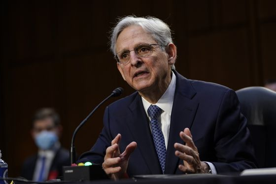 GOP Senator Vows to Slow Down Merrick Garland's Confirmation