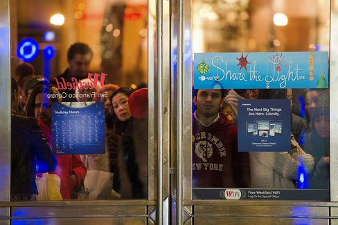 Retailers' Thanksgiving Deals Cut Black Friday Morning Sales