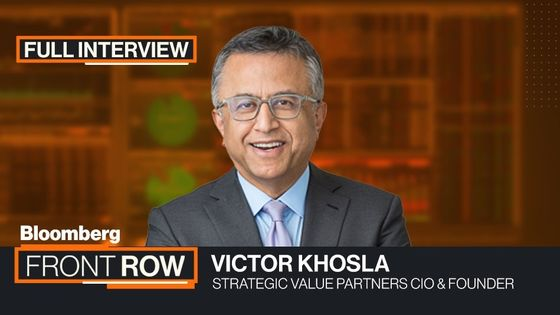 Victor Khosla Warns Distressed-Debt Hedge Funds Are Losing Their Edge