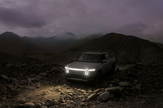 Rivian's Long, Messy Road to Its First Electric Truck