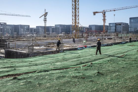 Fund Town Rises on Beijing Fields to Woo Wary Global Investors