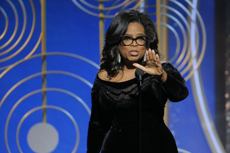 H Oprah Winfrey πρόεδρος των ΗΠΑ; Ε λοιπόν όχι. Σας παρακαλώ.
