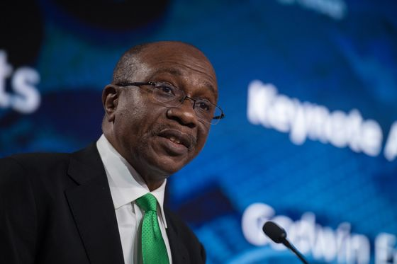 Nigeria's Buhari Is Mulling New Central Bank Chief