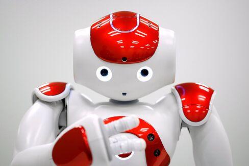 Nao Robot Clerk