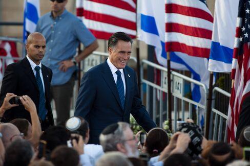 Romney Risks Cold War Rhetoric Backfiring During Poland Visit