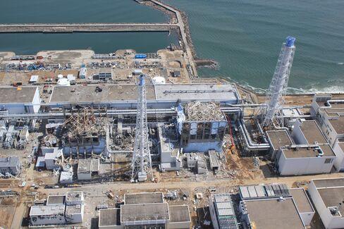 Tepco's Fukushima-Dai-Ichi power plant