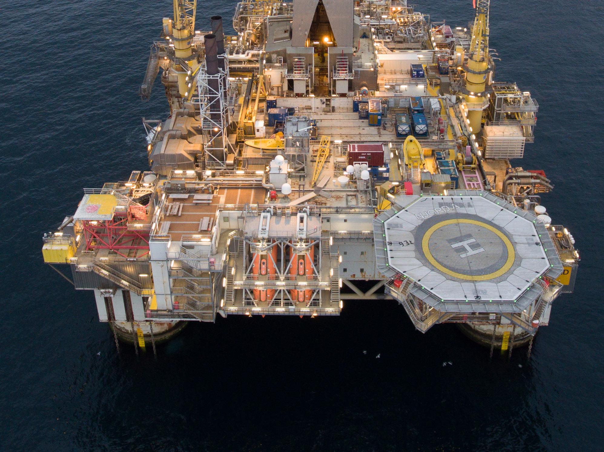 Statoil Greenlights Key $6 Billion Norway Arctic Oil Project