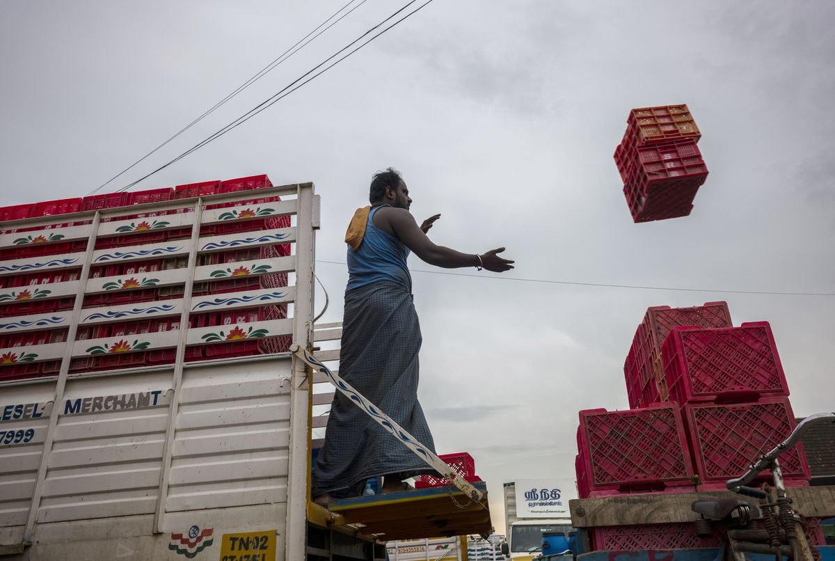 India Does a Turnaround on Trade Spurred by Post-Covid Economic Reality thumbnail