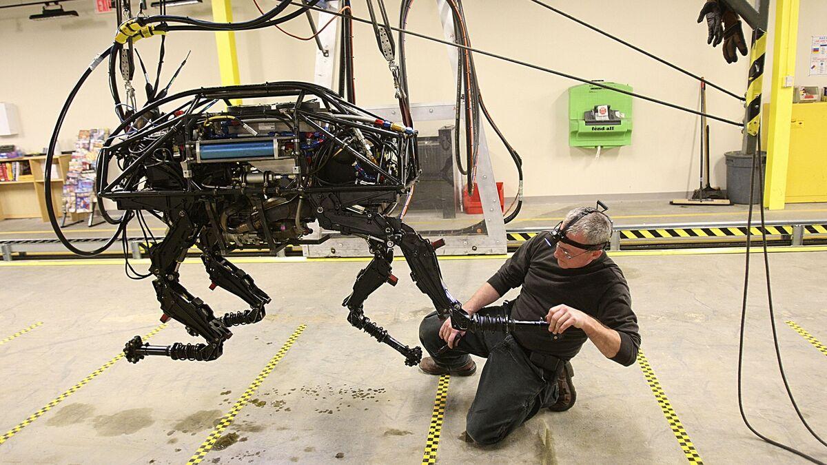A Peek Inside Google's Efforts to Create a General-Purpose Robot