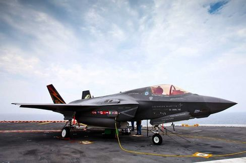 The Pentagon???s Troubled F-35 Won???t Fly at Britain???s Big Air Show