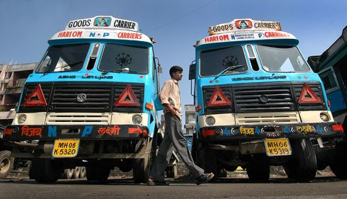 Billionaires to Sell Leyland Assets to Cut Debt