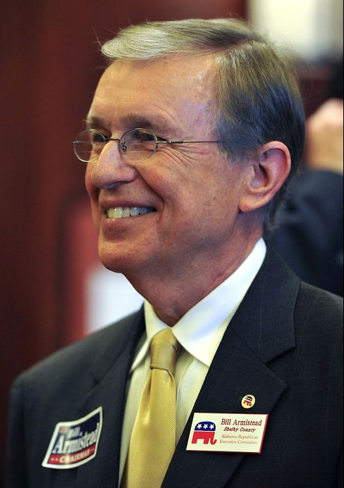 Alabama Republican Party Chairman Bill Armistead