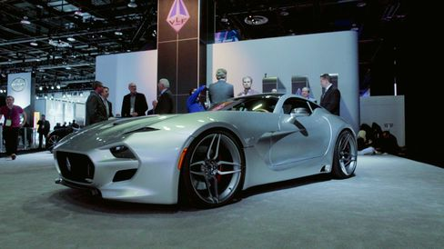 The VFL Automotive Force 1 made its debut at the 2016 Detroit Auto Show.