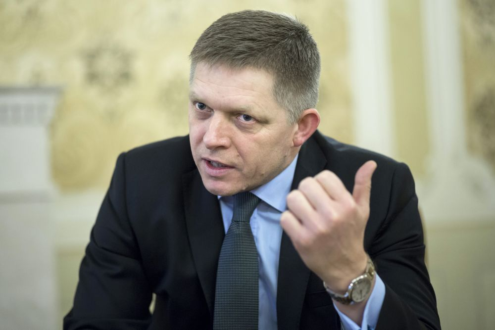 Slovak Party Leader Fico Scraps Bid to Lead Constitutional Court