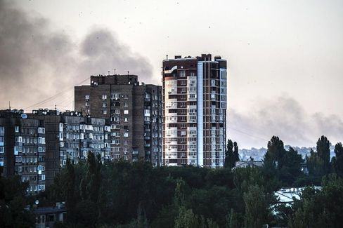 Donetsk Citizens Ask, Will School Open in the Fall?