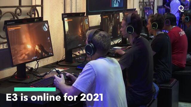 E3 2021 Goes Online