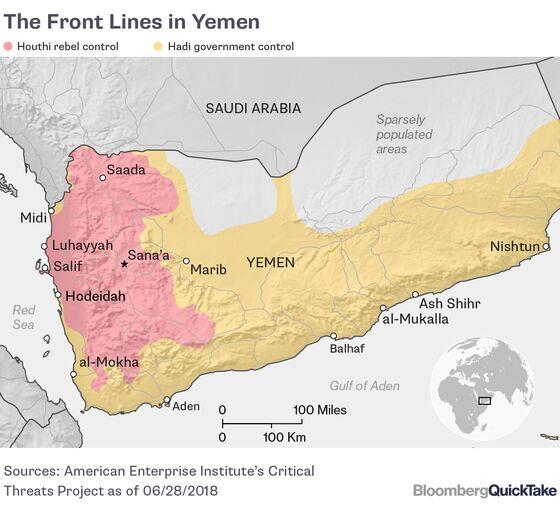 How the Saudis Turned the Yemen War Into a Humanitarian Crisis