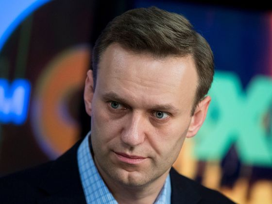 Russia Opens New Criminal Case Against Opposition Leader Navalny