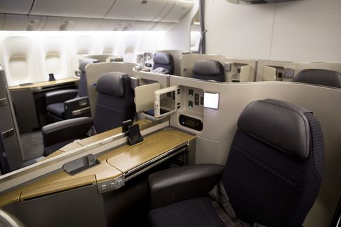 American's Three-Cabin Jets Dwindle as First Class Fades Out