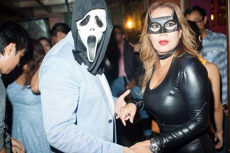 Felipe and Verna| Halloween Night Party, Txalaparta Bar | 11/1, 12:14 AM