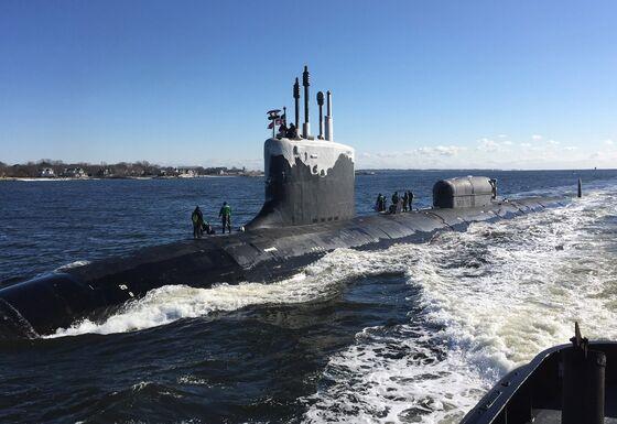 U.S. Navy's $166 Billion Attack-Sub Program Sees More Delays