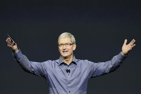Apple Inc. To Unveil iPhone 6S And Apple TV