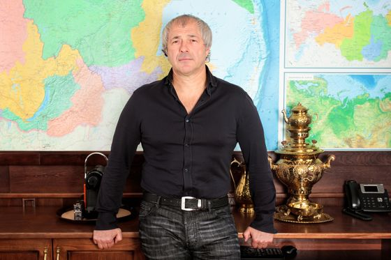 Russia's Newest Billionaire Made a Fortune From Cheap Booze