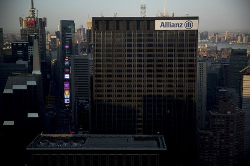 Allianz Joins IsraelÕs Clal For $800 Million U.S. Apartment Bet