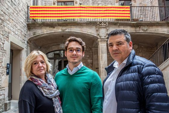 Catalonia's Existential Crisis Is Dominating the Spanish Vote