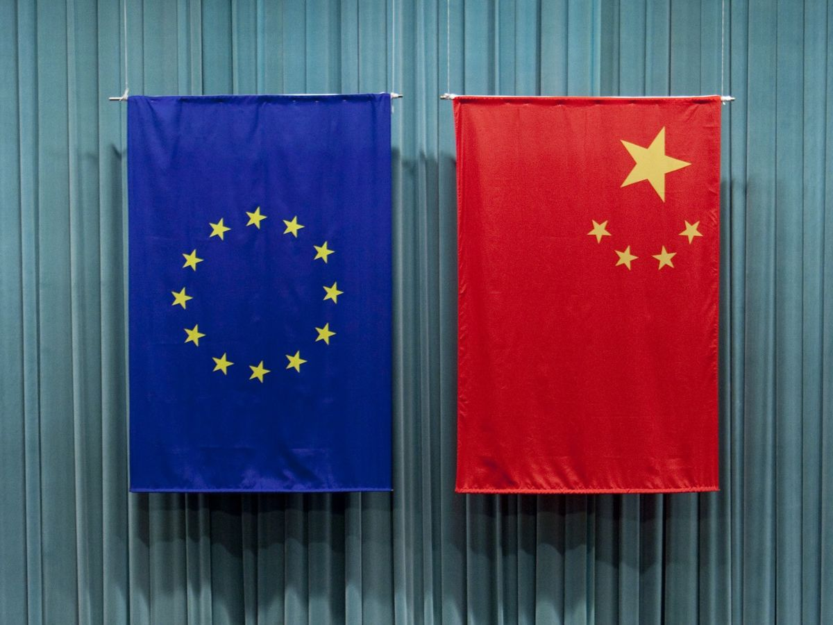 Italy Wants Europe to Reset China Ties on More Equal Footing